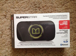 Monster SuperStar portable wireless speaker - best offer / trade