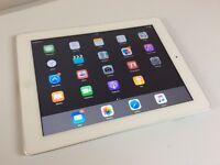 iPad 2 32GB Wifi & Cellular 3G 4G UNLOCKED Good Condition