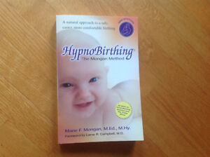Hypnobirthing the Morgan method book