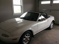 Just Reduced Mazda MX-5 Miata