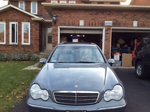 2004 c240 Benz Reduced for quick sale