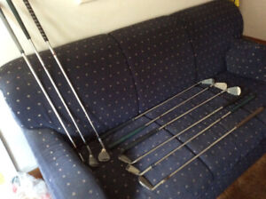 Golf Clubs- Men's Right - Very good shape