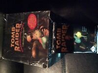 Tomb Raider Collector Cards Game