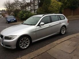 BMW 330 D DIESEL 2010 MODEL ESTATE AUTOMATIC LCI MODEL GREAT SPEC DRIVES PERFECT !!