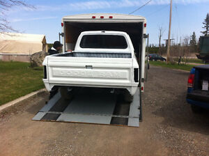 1986 Dodge  Ram D150 Restored pick up truck rolling chassis