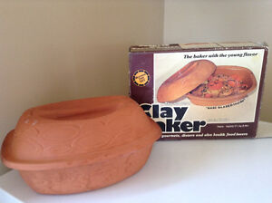 Clay Roaster
