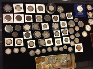WANTED COINS and COIN COLLECTIONS Regina Regina Area image 1