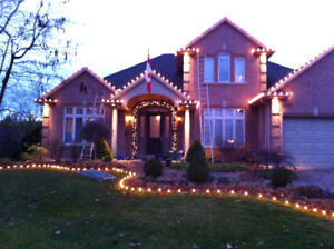 Installer- Christmas lights and displays