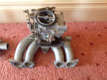 TOYOTA 3k 4k carburetor manifold and water pump corolla etc Lobethal Adelaide Hills Preview