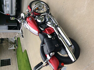 650 Yamaha V-Star Custom PRICE REDUCED