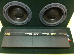 """Jeep YJ highly customized stereo system 2x 12"""" + 2x 8"""" subwoofer Windsor Region Ontario image 5"""