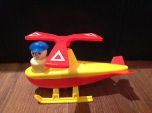 Vintage Fisher Price Little People!