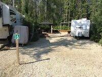 RV Lot at Pine Ridge Golf Course & Resort - Seba Beach