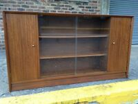 1960,s Bookcase/Cupboard
