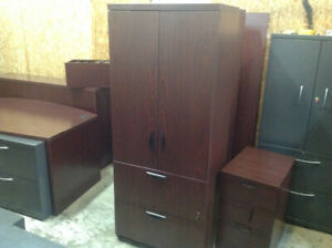 STORAGE/ LATERAL FILE CABINETS