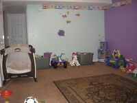 Daycare full time part time overnight available on 7 days