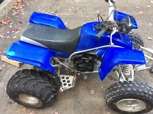 2002 Yamaha blaster 200cc like brand new all rebuilt