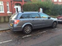 """Vauxhall Astra estate 1.7 CDTI. For sale spare or repairs """"quick sale"""""""