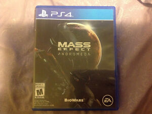 Mass Effect  Andoromeda for the PS4