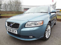 2008 Volvo S40 2.4 D5 Geartronic SE Lux - KMT Cars
