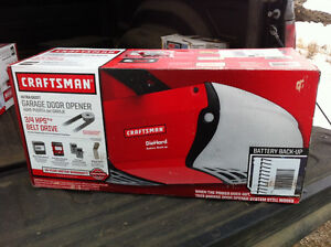 BNIB Craftsman 3/4 HP Belt-drive Garage Opener