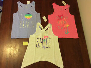 Justice Tops / Gap Jeans / Children's Place Tanks (Size 5) London Ontario image 5