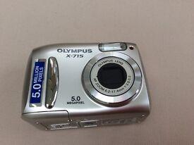 Olympus X-715 camera