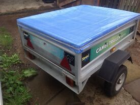 CAMEL CAMPING TRAILER