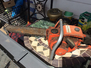 """CHAINSAW REMINGTON 16"""" BAR LOTS OF COMPRESSION!"""