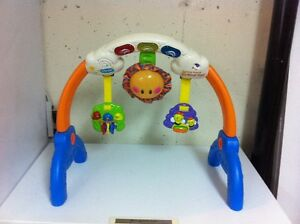 Fisher Price VTech Sunny Face Smart Gym Kitchener / Waterloo Kitchener Area image 1