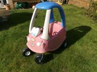 LIttle Tikes Cozy car - Pink