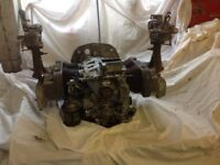 Vw t2 bay window 1700 short engine