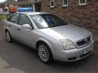 2004 Vauxhall Vectra LS