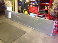 B&Q Aurora black gloss 3.6 Meter worktops and 2 Meter breakfast bar