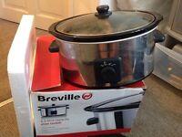 Breville 5.5 Litre Slow Cooker
