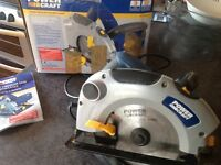 Powercraft circular saw