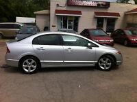 2008 Honda Civic Sedan SAFETY AND E.TESTED FOR 6995$