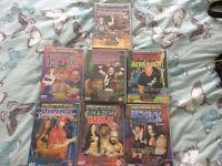 Original ECW DVDs very rare