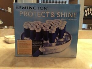 Remington Protect and Shine Steam Hairsetter