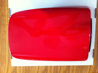 CBR 954 Red Rear Seat Cover
