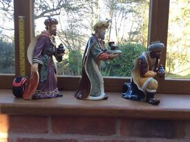 Christmas Ornaments (Three Kings)