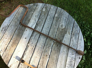 Crinque antique - Speed Wrench Crank Antique Tractor (115$)