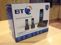 BT6500 Trio Phone Pack