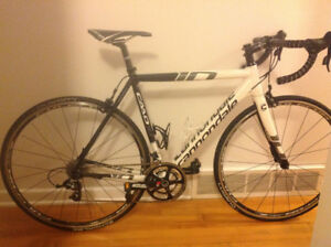2013 Cannondale CAAD10 4 Rival Road Bike