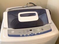 Portable GE washer