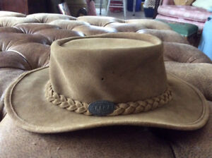 Mens Selke Hat Hand Crafted in New Zealand Genuine leather