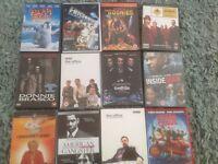 DVD Bundle - the office, happy feet, goonies, goodfellas, 12 in total