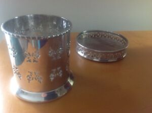 Silver Plated Collection