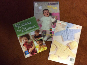 Knitting patterns for babies, toddlers