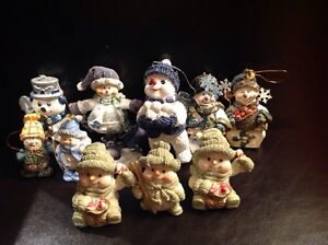 Gingerbread, Snowman and Snow globe Ornaments and Figurines St. John's Newfoundland image 2